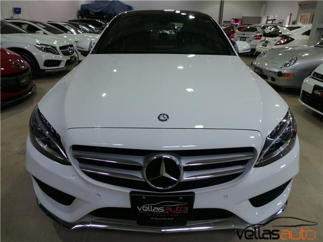 2015 Mercedes-Benz C-Class  (Stk: NP2572) in Vaughan - Image 2 of 28