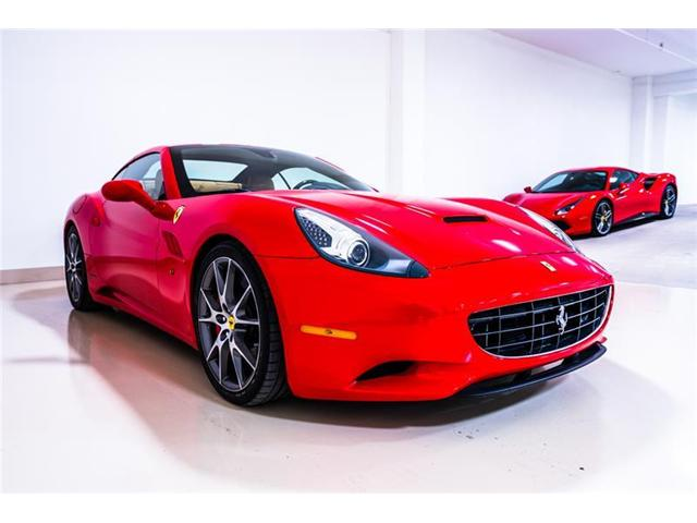 2009 Ferrari California Base (Stk: UC1444) in Calgary - Image 1 of 21