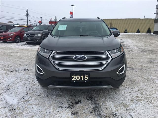 2015 Ford Edge SEL (Stk: 18694) in Sudbury - Image 2 of 14