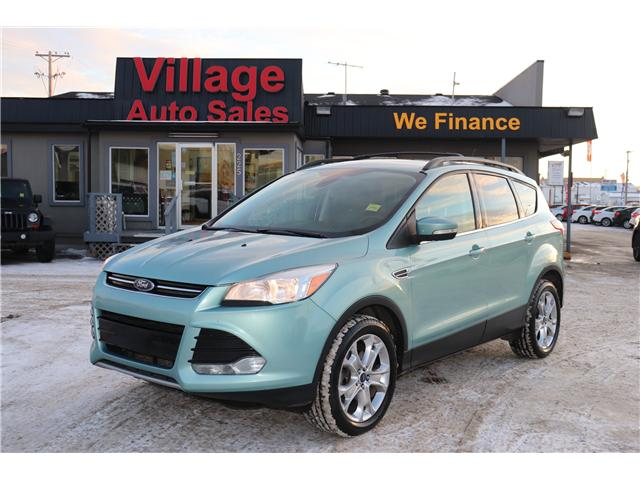 2013 Ford Escape SEL (Stk: P35862) in Saskatoon - Image 1 of 30