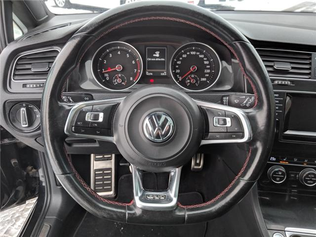 2015 Volkswagen Golf GTI 3-Door (Stk: -) in Bolton - Image 12 of 24