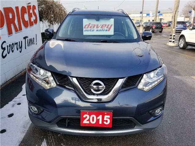 2015 Nissan Rogue SL (Stk: 18-622T) in Oshawa - Image 2 of 18