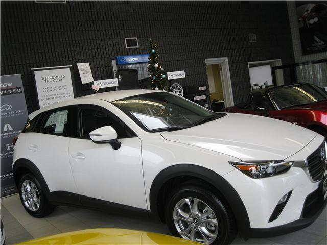 2019 Mazda CX-3 GS (Stk: 19011) in Stratford - Image 1 of 1