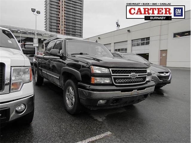 2007 Chevrolet Silverado 1500 LT (Stk: P9-53883) in Burnaby - Image 1 of 1