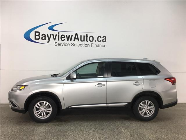 2018 Mitsubishi Outlander ES (Stk: 34049EW) in Belleville - Image 1 of 26