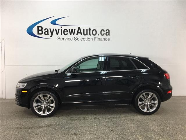 2018 Audi Q3 2.0T Progressiv (Stk: 34050EW) in Belleville - Image 1 of 29