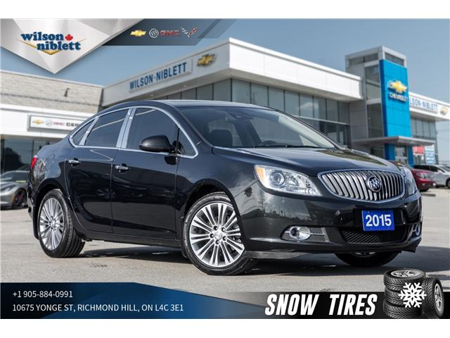 2015 Buick Verano Leather (Stk: P112367) in Richmond Hill - Image 1 of 21