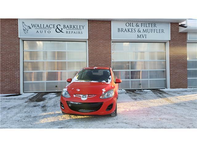 2011 Mazda Mazda2 GX (Stk: 106295) in Truro - Image 1 of 8