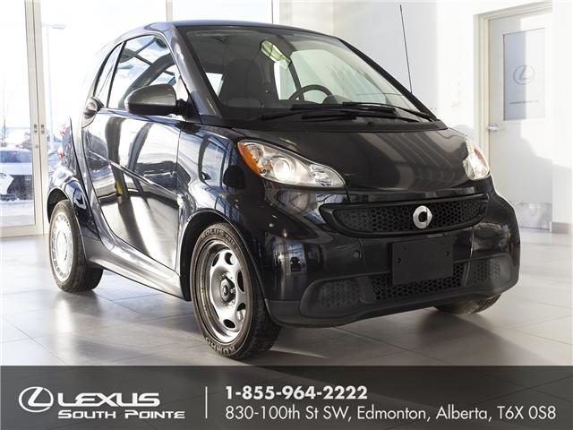 2015 Smart Fortwo Pure (Stk: L9D0191B) in Edmonton - Image 1 of 11