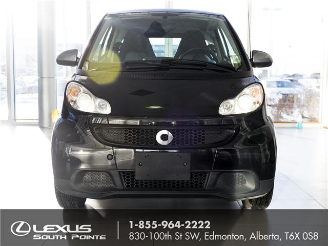 2015 Smart Fortwo Pure (Stk: L9D0191B) in Edmonton - Image 2 of 11