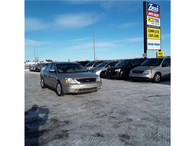2006 Ford Five Hundred SEL (Stk: P374) in Brandon - Image 1 of 14