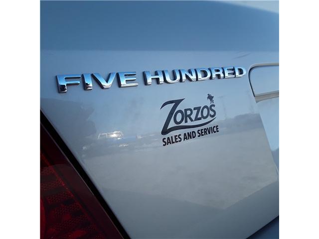 2006 Ford Five Hundred SEL (Stk: P374) in Brandon - Image 11 of 14