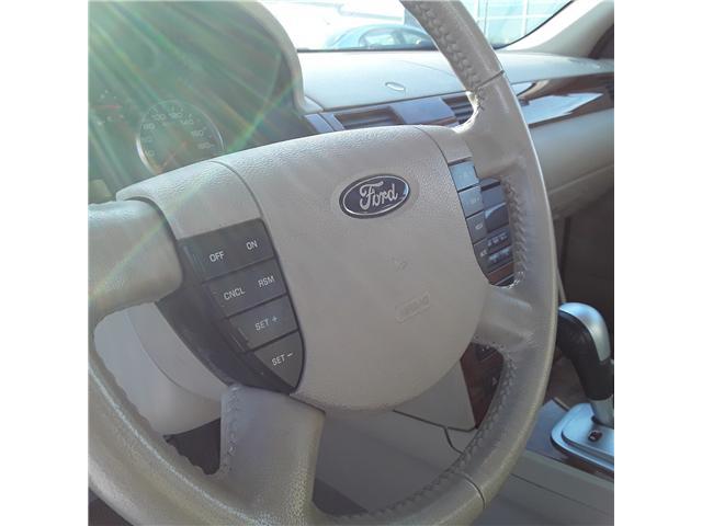 2006 Ford Five Hundred SEL (Stk: P374) in Brandon - Image 13 of 14