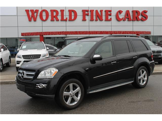 2009 Mercedes-Benz GL-Class  (Stk: 16570) in Toronto - Image 1 of 24