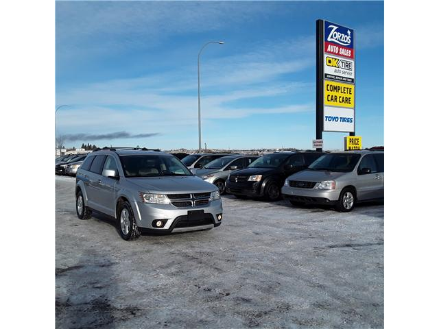 2012 Dodge Journey SXT & Crew (Stk: P375) in Brandon - Image 1 of 18