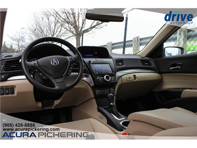 2018 Acura ILX Premium (Stk: AS186CC) in Pickering - Image 2 of 24