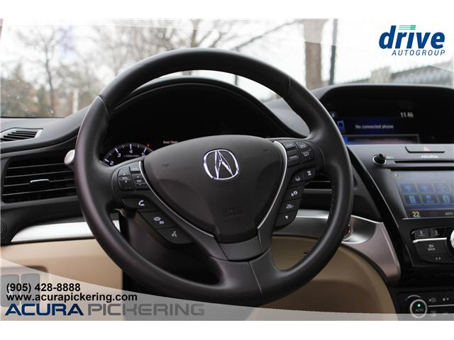2018 Acura ILX Premium (Stk: AS186CC) in Pickering - Image 9 of 24