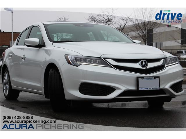 2018 Acura ILX Premium (Stk: AS186CC) in Pickering - Image 4 of 24