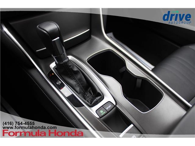 2018 Honda Accord Touring (Stk: B10828) in Scarborough - Image 16 of 32
