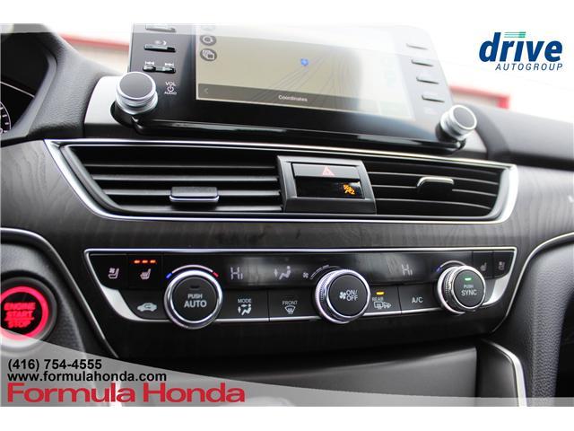 2018 Honda Accord Touring (Stk: B10828) in Scarborough - Image 15 of 32
