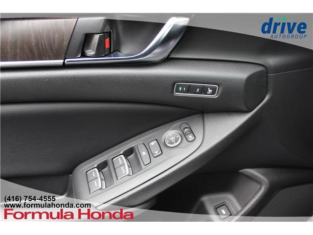 2018 Honda Accord Touring (Stk: B10828) in Scarborough - Image 22 of 32