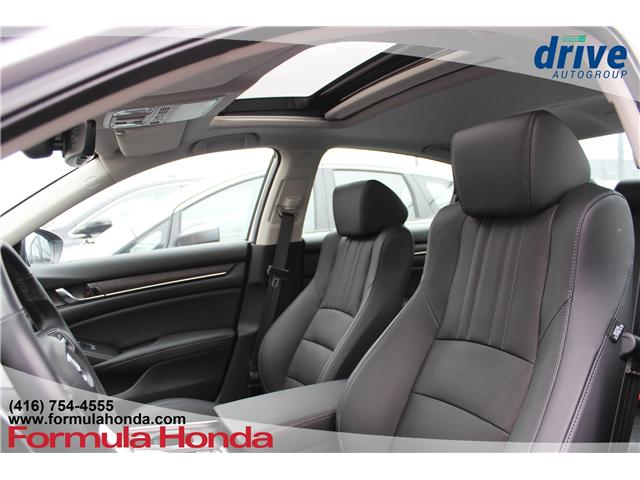 2018 Honda Accord Touring (Stk: B10828) in Scarborough - Image 8 of 32