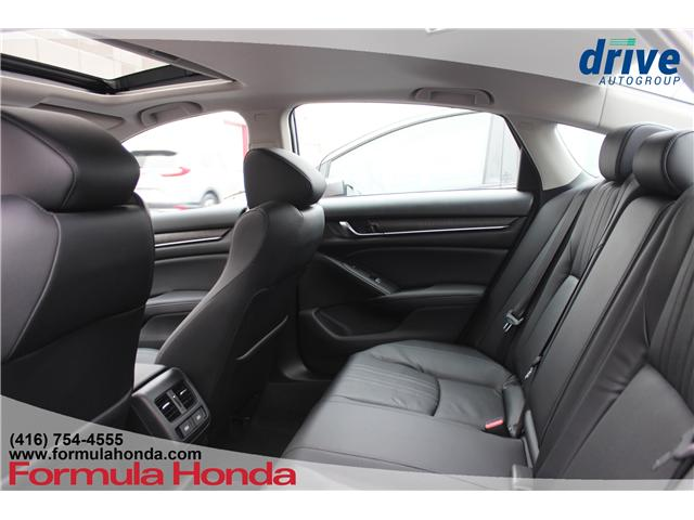 2018 Honda Accord Touring (Stk: B10828) in Scarborough - Image 23 of 32