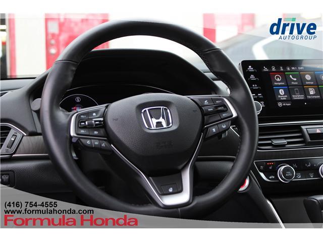 2018 Honda Accord Touring (Stk: B10828) in Scarborough - Image 9 of 32