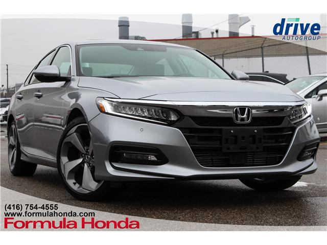 2018 Honda Accord Touring (Stk: B10828) in Scarborough - Image 1 of 32