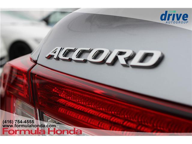 2018 Honda Accord Touring (Stk: B10828) in Scarborough - Image 29 of 32