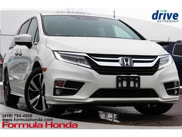 2018 Honda Odyssey Touring (Stk: B10830) in Scarborough - Image 1 of 34