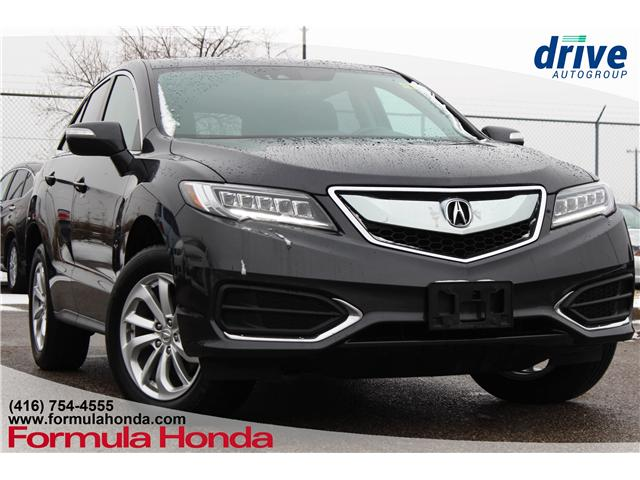 2016 Acura RDX Base (Stk: B10832) in Scarborough - Image 1 of 31
