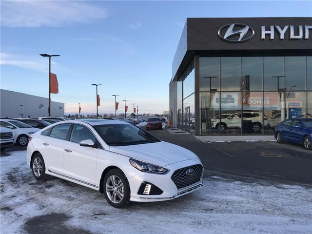 2019 Hyundai Sonata ESSENTIAL (Stk: 29066) in Saskatoon - Image 1 of 24