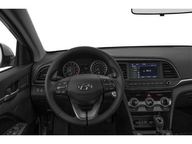 2019 Hyundai Elantra Luxury (Stk: 807662) in Whitby - Image 4 of 9