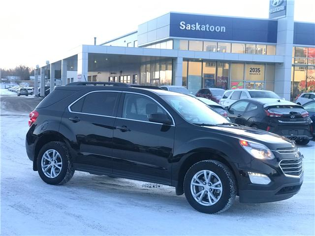 2017 Chevrolet Equinox 1LT (Stk: B7186A) in Saskatoon - Image 1 of 18