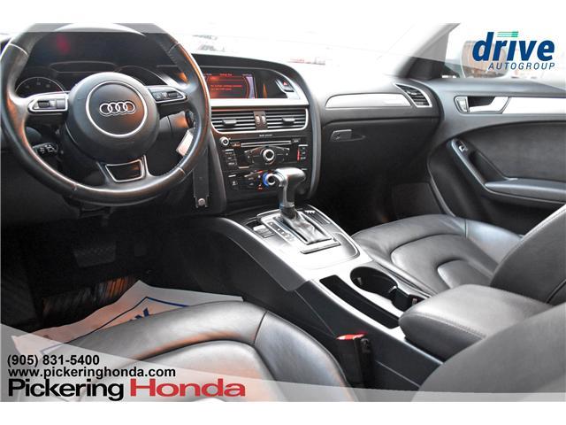 2013 Audi A4 2.0T (Stk: PR1092A) in Pickering - Image 2 of 27