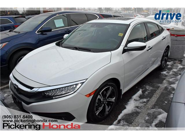 2018 Honda Civic Touring (Stk: P4570) in Pickering - Image 3 of 25