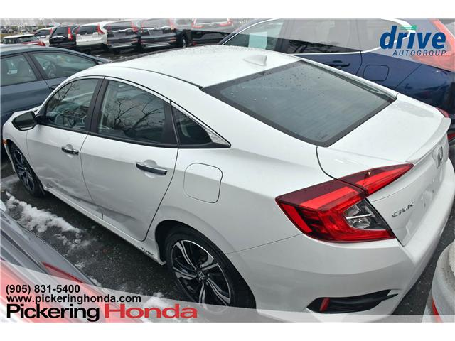 2018 Honda Civic Touring (Stk: P4570) in Pickering - Image 4 of 25