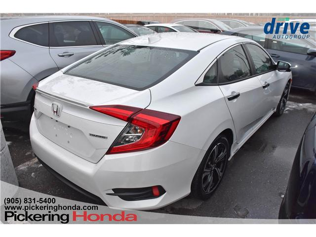 2018 Honda Civic Touring (Stk: P4570) in Pickering - Image 5 of 25