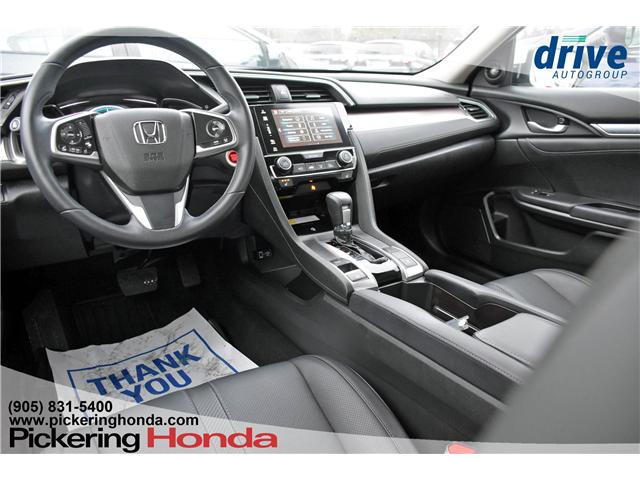 2018 Honda Civic Touring (Stk: P4570) in Pickering - Image 2 of 25