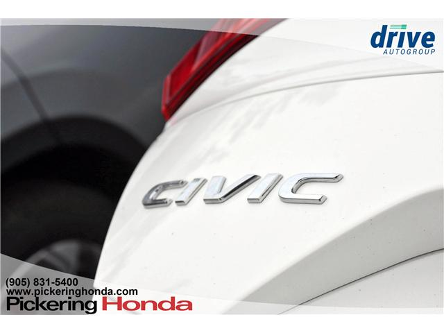 2018 Honda Civic Touring (Stk: P4570) in Pickering - Image 12 of 25