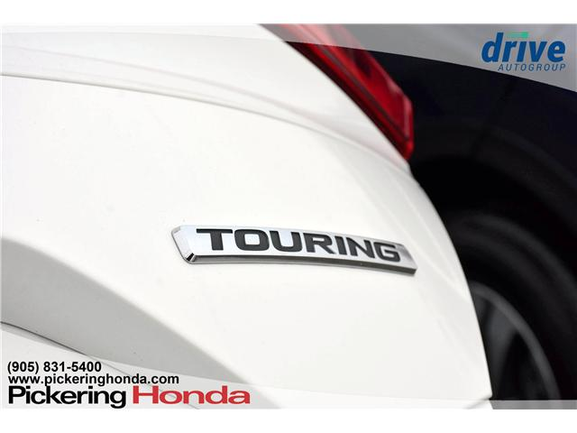 2018 Honda Civic Touring (Stk: P4570) in Pickering - Image 13 of 25