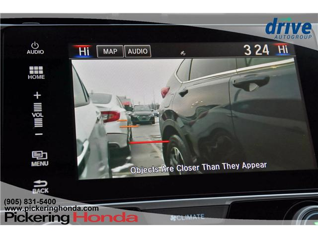 2018 Honda Civic Touring (Stk: P4570) in Pickering - Image 22 of 25