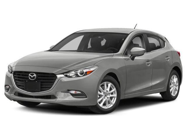 2018 Mazda Mazda3  (Stk: P6446) in Barrie - Image 1 of 9