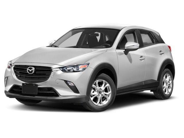 2019 Mazda CX-3 GS (Stk: P6734) in Barrie - Image 1 of 9