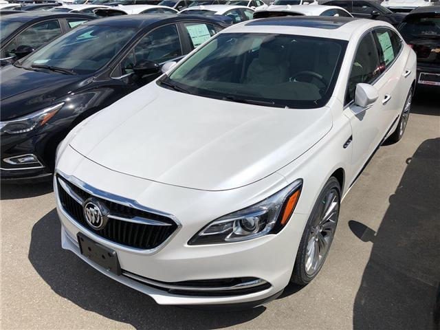 2018 Buick LaCrosse Essence (Stk: 124372) in BRAMPTON - Image 2 of 5