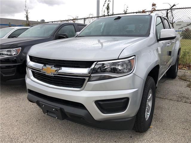 2019 Chevrolet Colorado WT (Stk: 147038) in BRAMPTON - Image 1 of 5