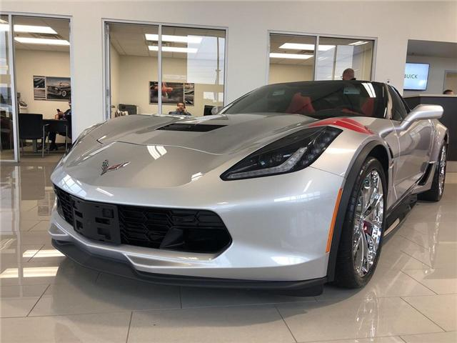 2019 Chevrolet Corvette Grand Sport (Stk: 111247) in BRAMPTON - Image 1 of 5