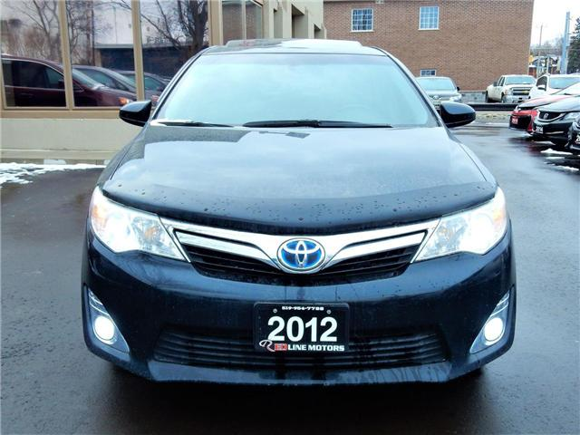 2012 Toyota Camry Hybrid XLE (Stk: 4T1BD1) in Kitchener - Image 2 of 25