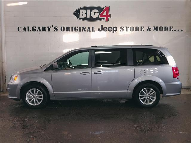 2018 Dodge Grand Caravan CVP/SXT (Stk: B11179) in Calgary - Image 2 of 18